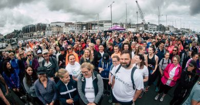 Step, Smile and Fundraise in the 2020 Coast to Coast Walk