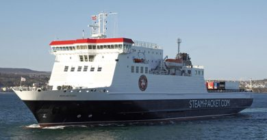 Agreement reached on protection measures for Steam Packet Company crew