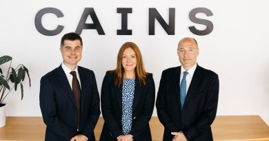 Cains becomes a TISE member
